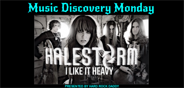 Music Discovery Monday - Halestorm