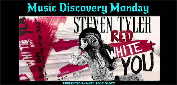 Music Discovery Monday - Steven Tyler