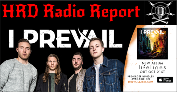 HRD Radio Report - I Prevail