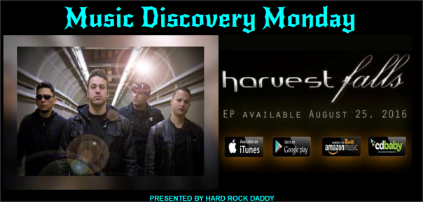 Music Discovery Monday - Harvest Falls (2)