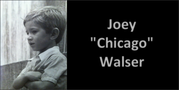 My Rock and Roll Journey - Joey Chicago Walser - Chapter 1