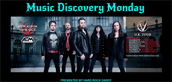 music-discovery-monday-edens-curse